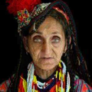 The Kalash people
