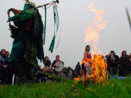 Paganism may be the fastest growing religion in Britain+