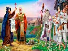 The Church against neo-paganism